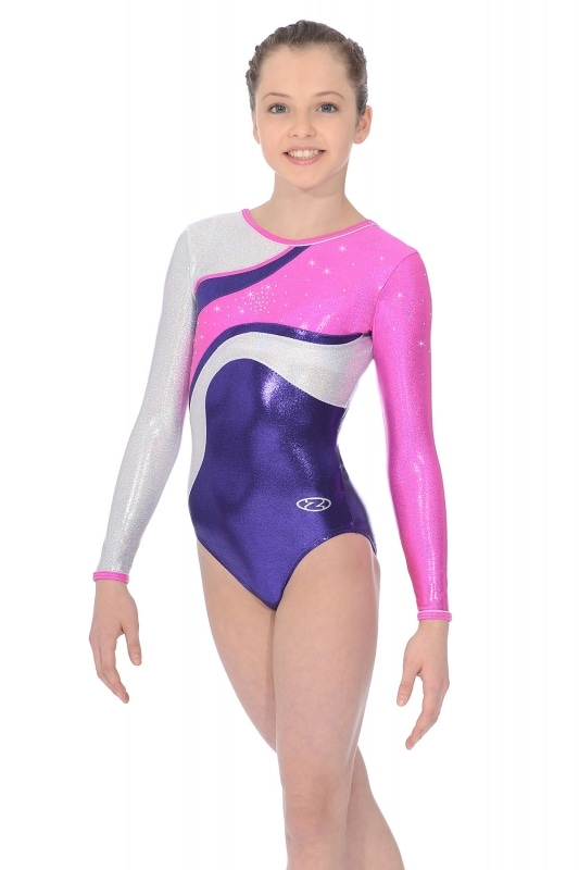 3d0860be0 Venus Long Sleeved Gymnastics Leotard