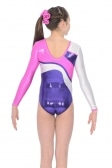 Venus Long Sleeved Gymnastics Leotard