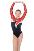 Viva Long Sleeved Gymnastics Leotard